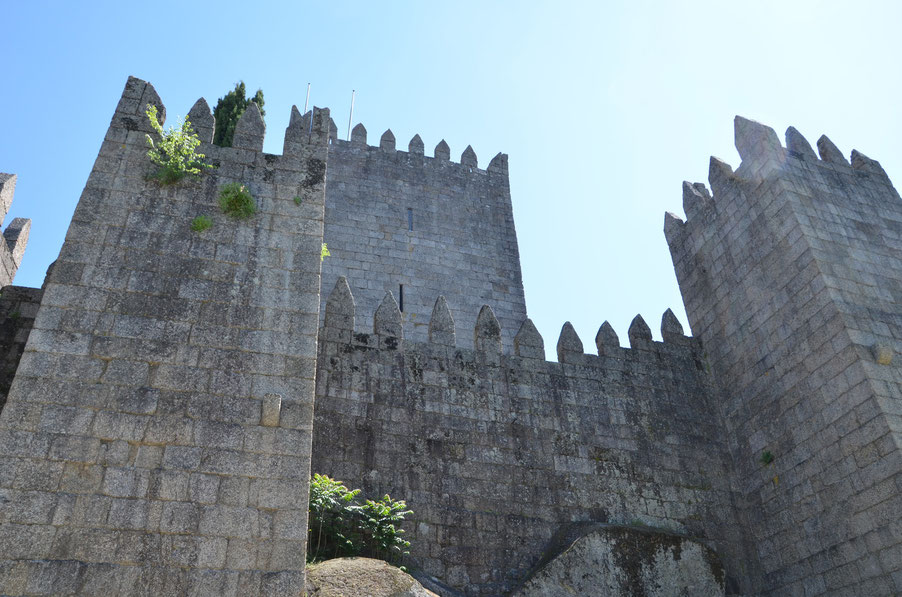 Castle-of-Guimaraes