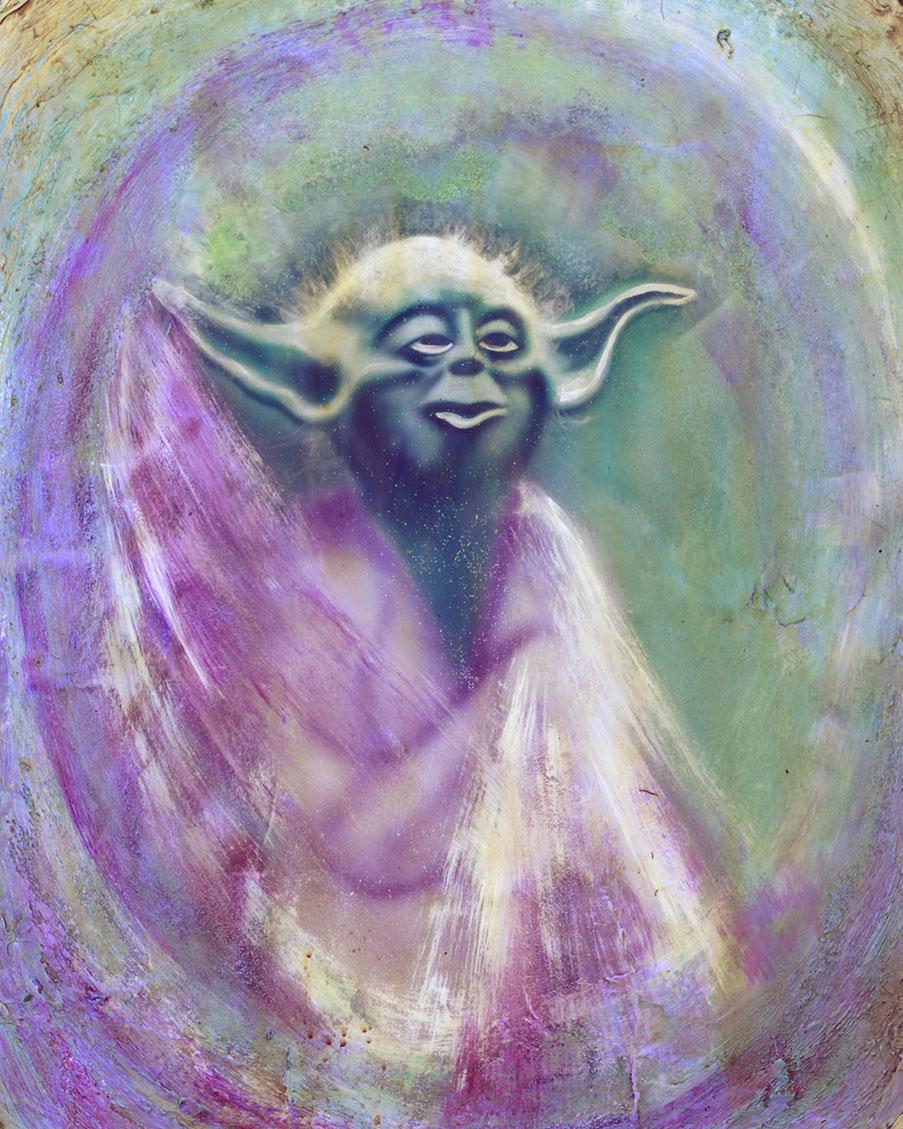 Yoda -Close Up