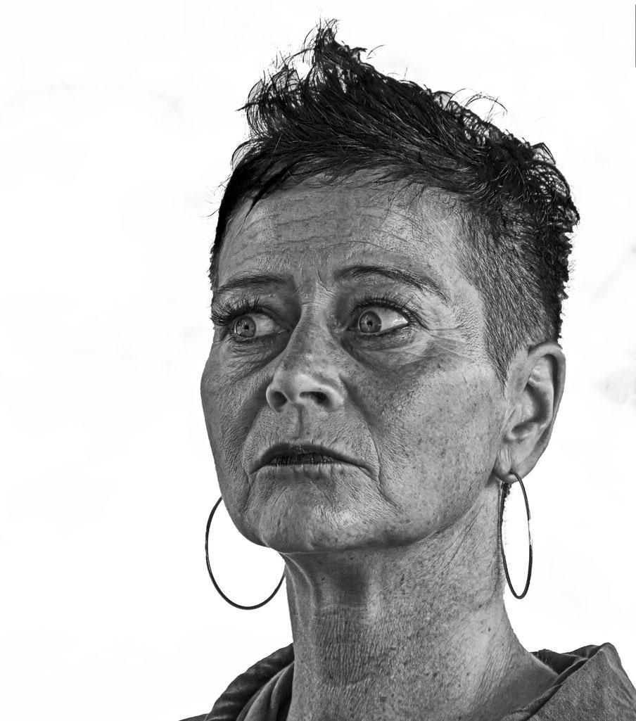Duitse dame Giethoorn.