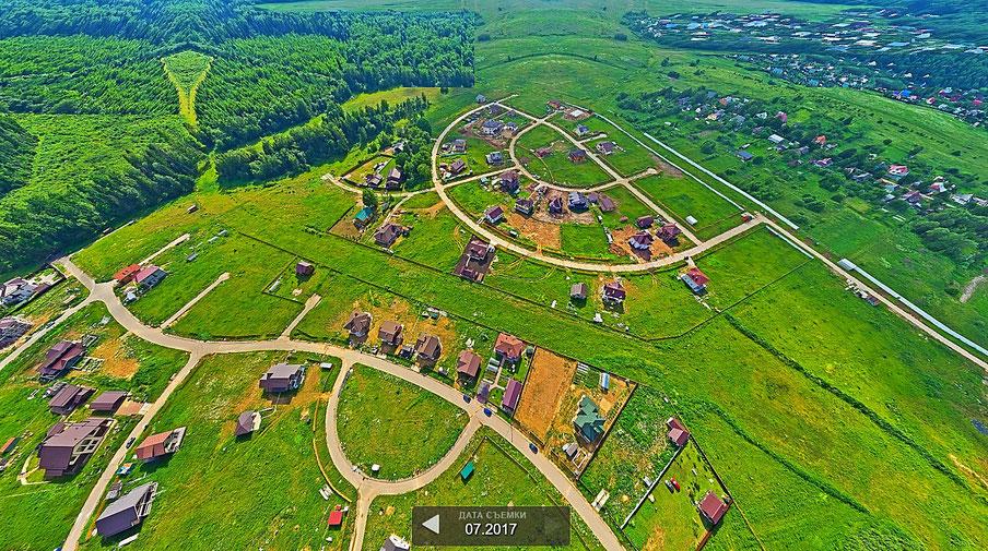 поселок зорино спорт вилладж, зорино актив ресот ,участки без подряда, истринское водохранилище, новорижское шоссе