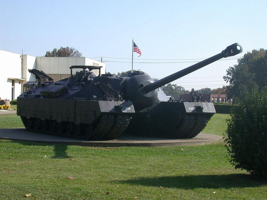 Le train de roulement unique du T-95 en fin de guerre est l'inspiration soviétique pour une mobilité hors pair