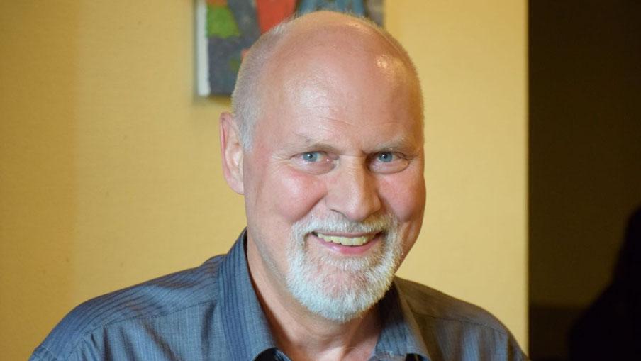 Thomas Dänecke, Vorsitzender der Senioren-Union, lädt zum Klönschnack ein