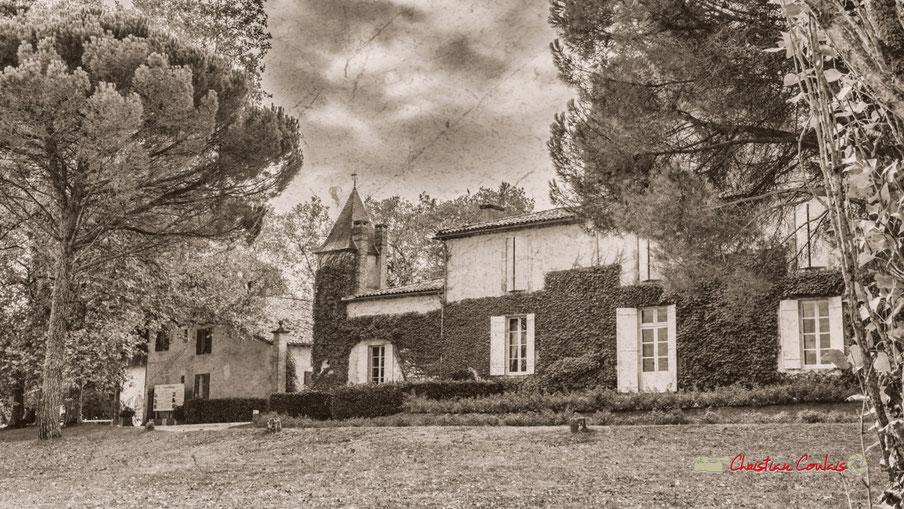 Centre François Mauriac, Domaine de Malagar, Saint-Maixant. 28/09/2019. Photographie © Christian Coulais