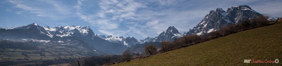 Cirque de Lescun, vallée d'Aspe, Pyrénées-Atlantiques béarnaises