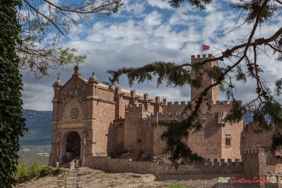 Château féodal de Javier et sa basilique, Navarre / El castillo feudal de Javier y su basílica, Navarra