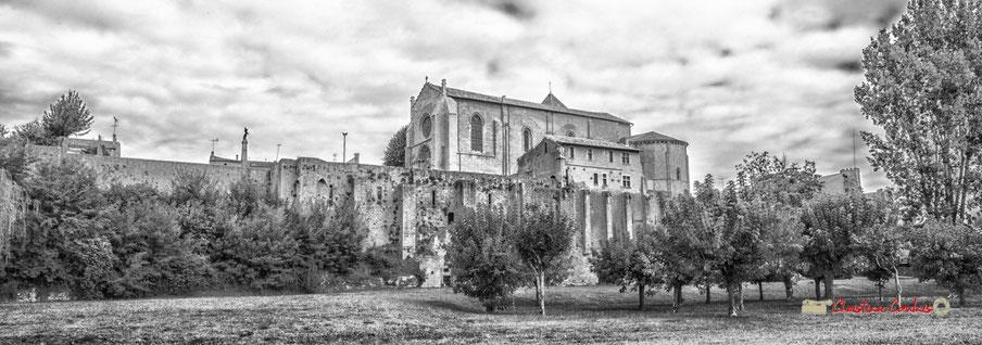 Cité médiévale de Saint-Macaire. Samedi 28 septembre 2019. Photographie © Christian Coulais