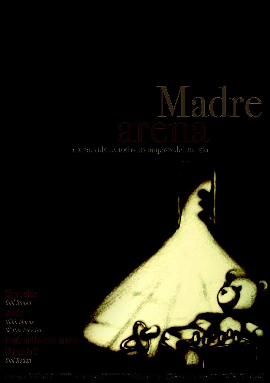 Bansa sonora de Maye Azcuy para el cortometraje MADRE ARENA