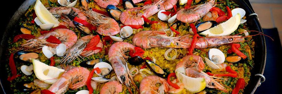 Catering, Paella, Finca Dinner, Amano Ses Salines Mallorca