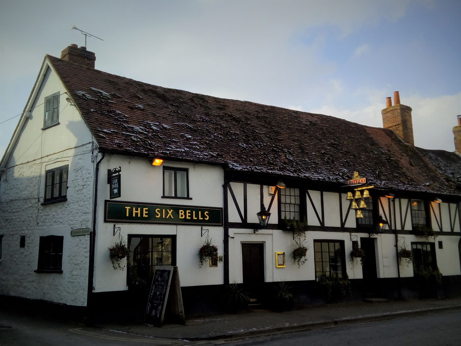 The six bells, Thame, Oxfordshire