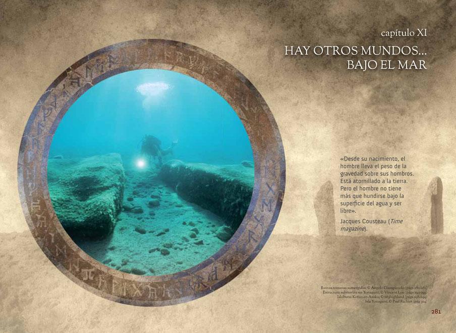 Capítulo 11. Hay otros mundos… bajo el mar