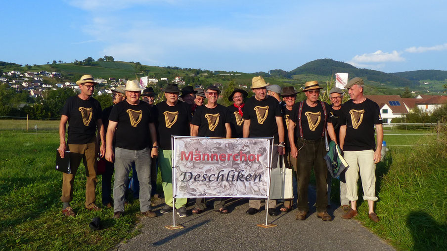 Verein Männerchor Magden Deschliken Rheinfelden