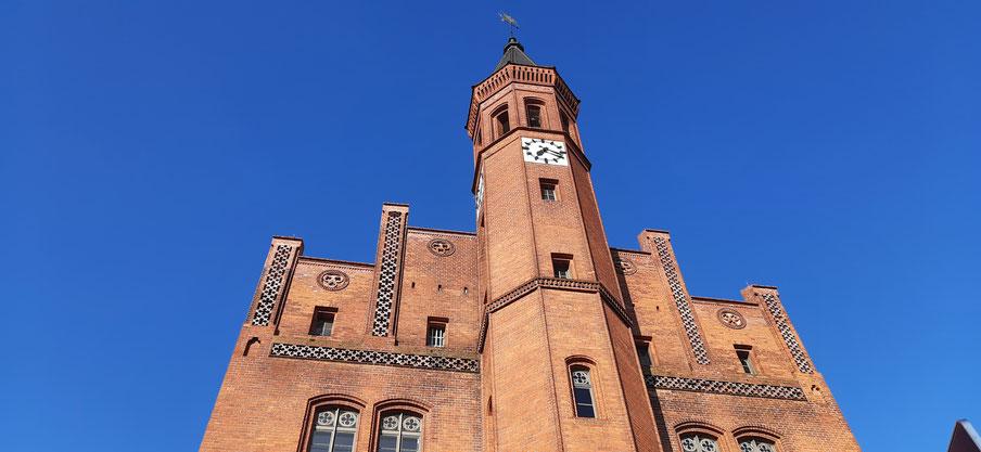 Rathaus, Perleberg