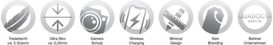 Eigenschaften Tenuis iPhone 11