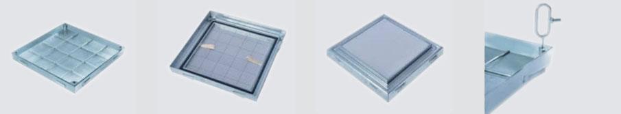 Heika-Ground System PRO+ Thermo Stahl feuerverzinkt