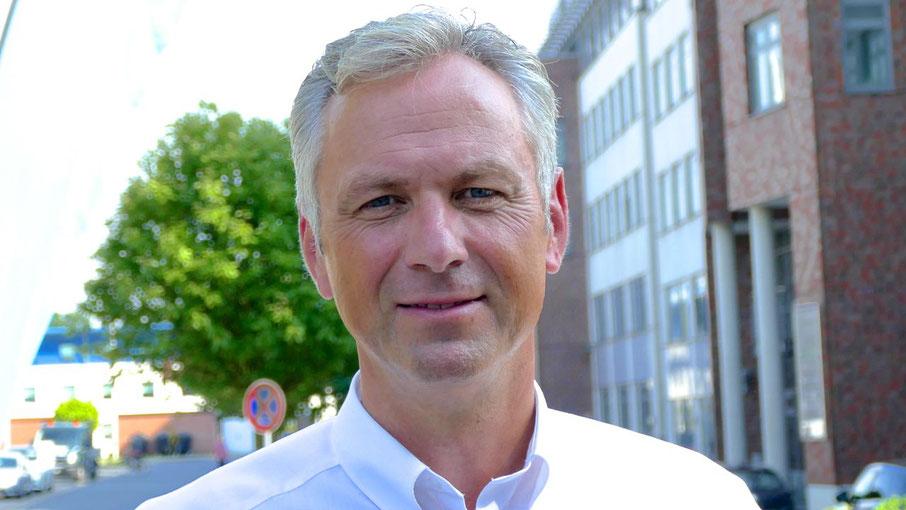Vorstandsvorsitzender Matthias Boxberger sieht gute Chancen für die Wasserstofftechnologie in Schleswig-Holstein