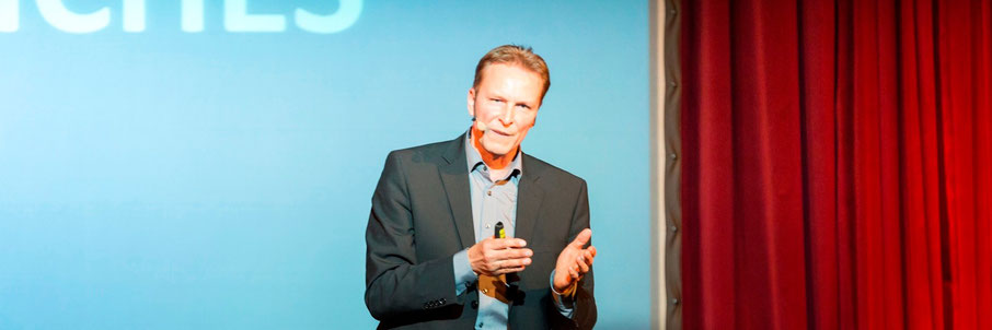 Vortrag mit Verkaufstrainer Thomas Pelzl