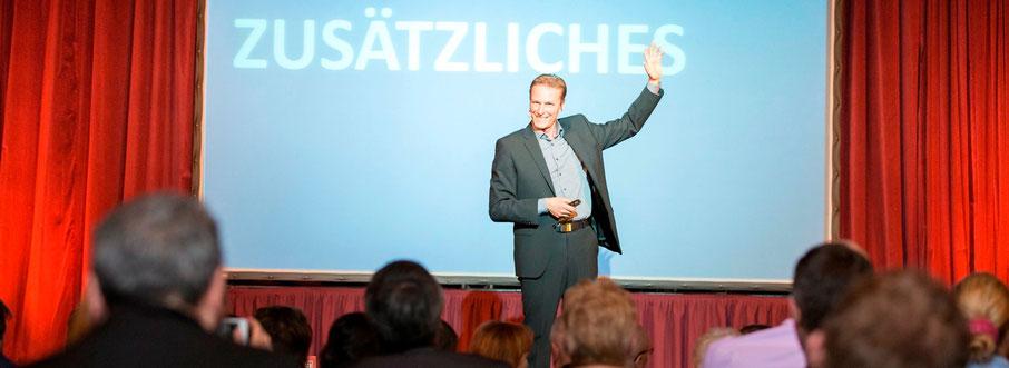 Zusatzverkauf! Up-Selling und Cross-Selling. - Vortrag mit Verkaufstrainer Thomas Pelzl