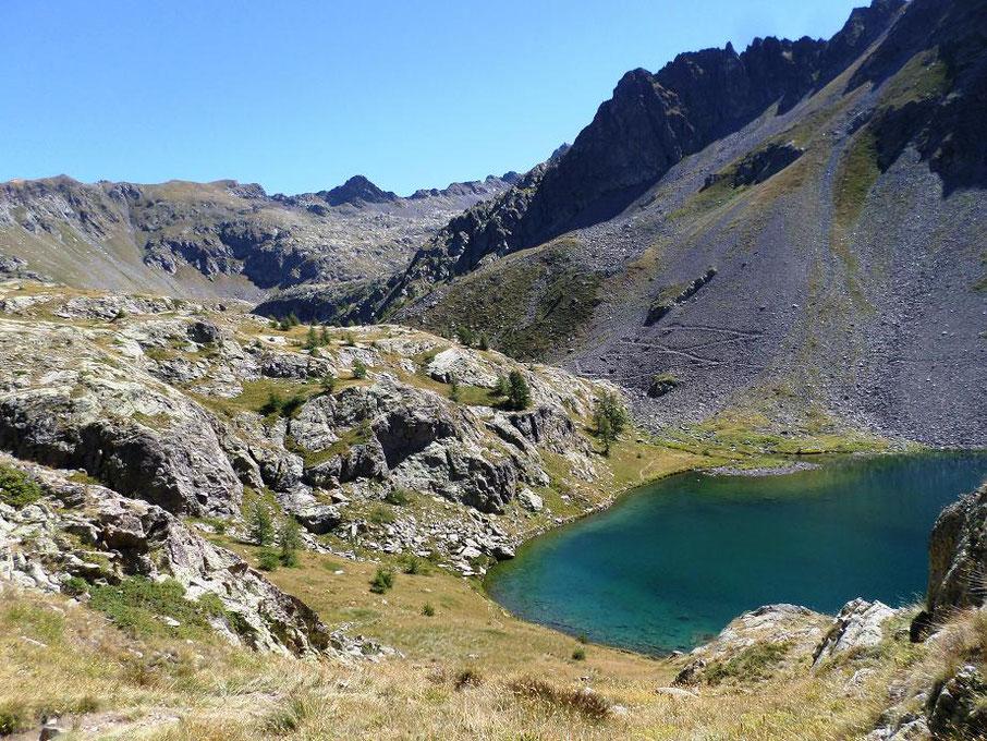Le premier lac de Vens