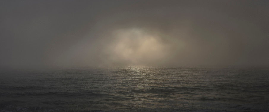 "Bild ""sea V"" 2013 - Ultrachrome K3 Pigmentdruck - Auflage 5 + 2 E.A. - 80 x 190 cm Marc Junghans Fotografie"