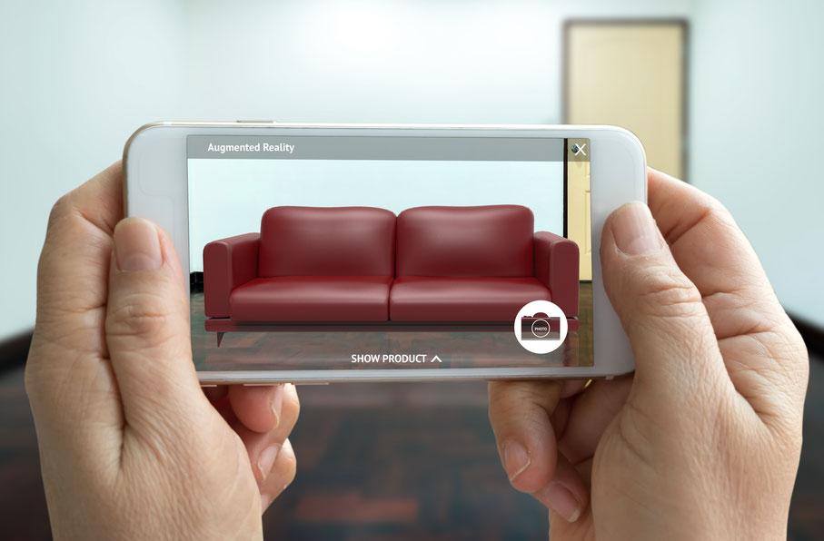 Augmented Reality hilft bei der Entscheidungsfindung