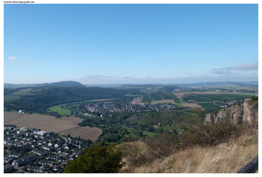 Aussicht vom Rothenfels