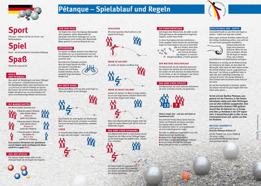 Deutscher Pétanque Verband e.V.   ©Klaus Eschbach, DPV Ehrenpräsident