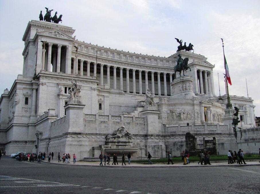 Il Vittoriano inauguré en 1911