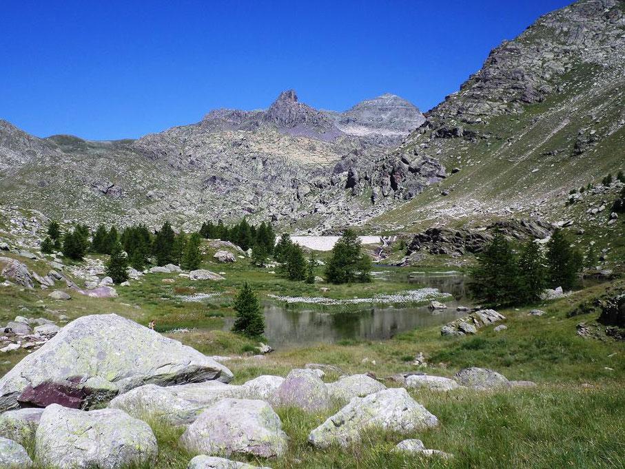 Lac Long inférieur