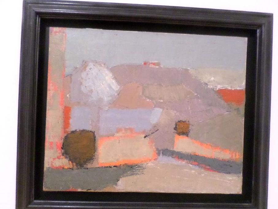 Paysage, Nicolas de Staël, 1953