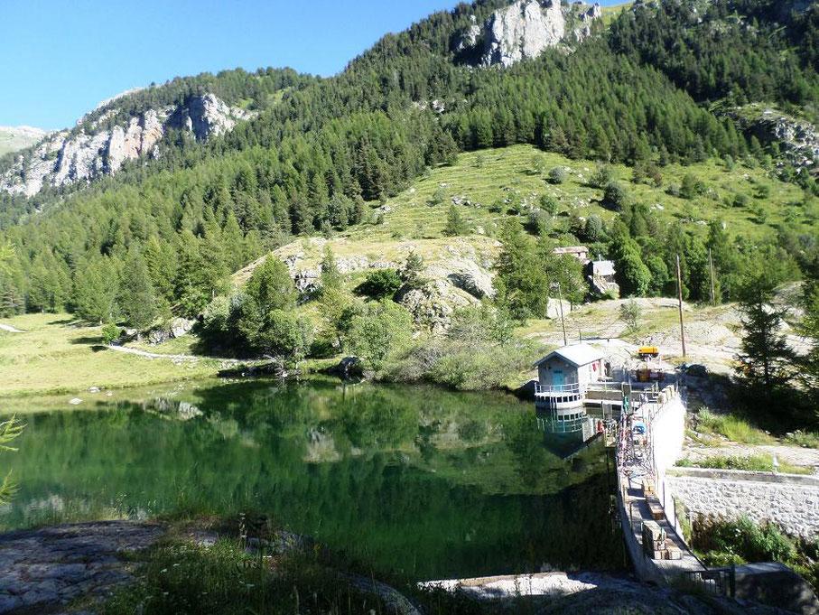Lac de la Minière