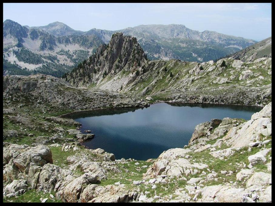 Un des lacs des Bresses