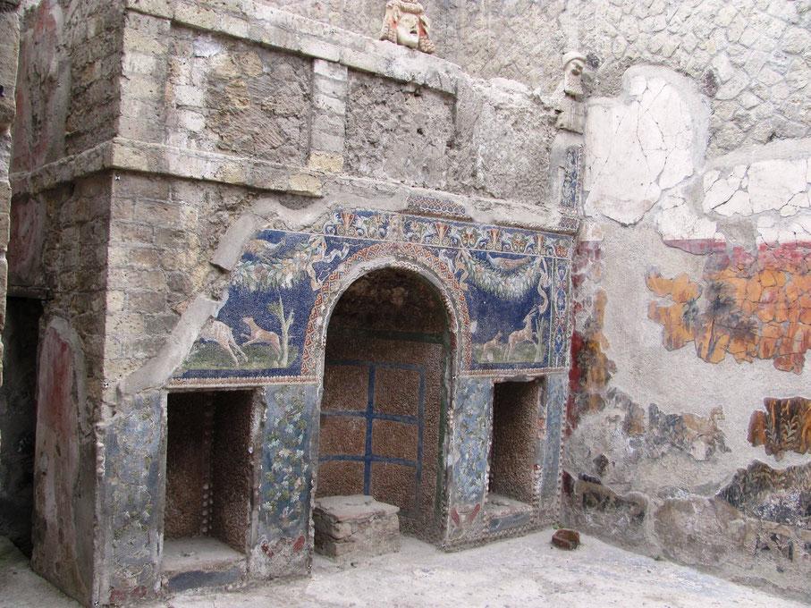 Maison de Neptune et Anfitrite