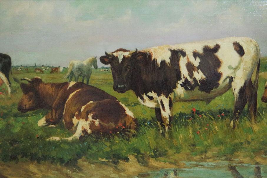 te_koop_aangeboden_een_schilderij_van_de_nederlandse_kunstschilder_hendrik_savrij_1823-1907
