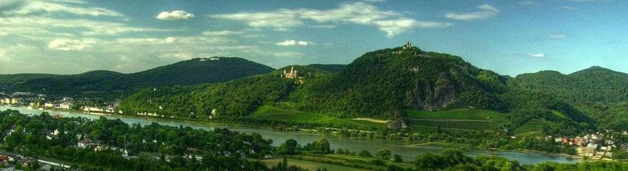 Siebengebirge, Quelle: Fotocommunity