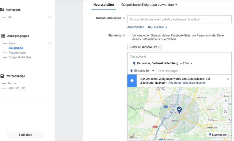 Zielgruppe, Mehr Reichweite, Facebook Anzeigen, Anzeigen schalten, Facebook Marketing