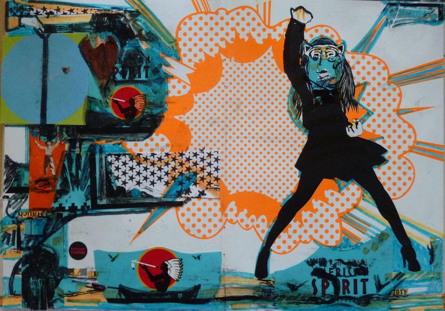 Pocahonta 10 x 15 2010