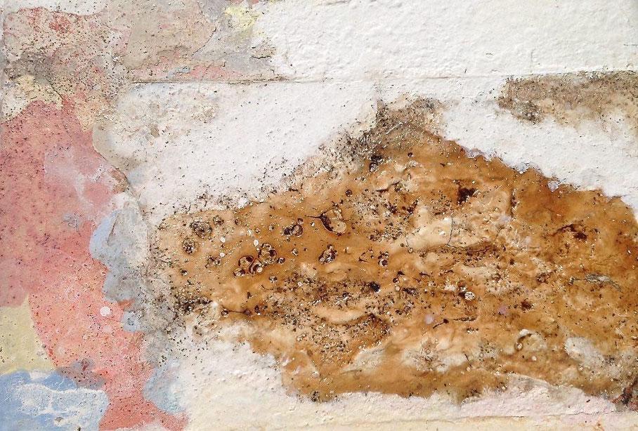 Septiembre - Acrílico, barnices y pigmentos naturales sobre madera - 110W x 90H x 2,5cm