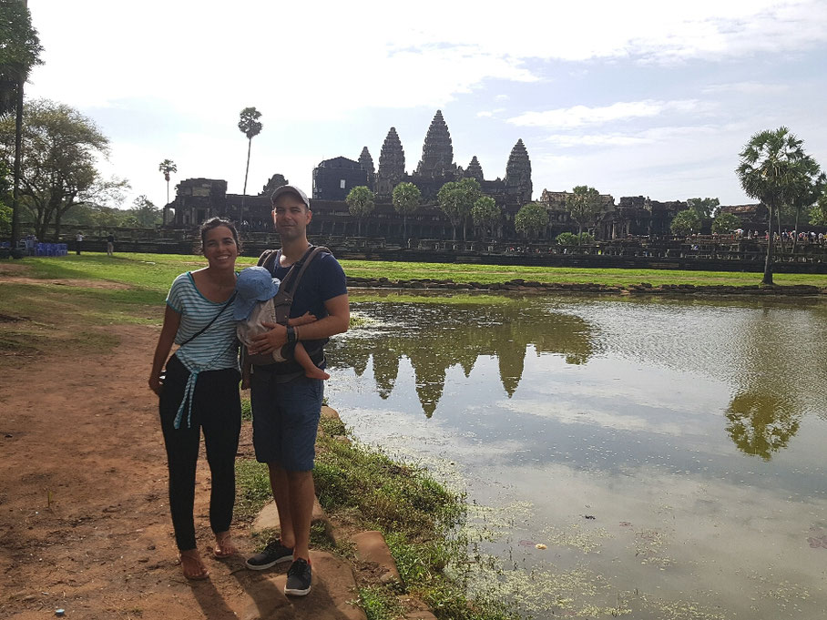 Bienvenidos a Angkor Wat