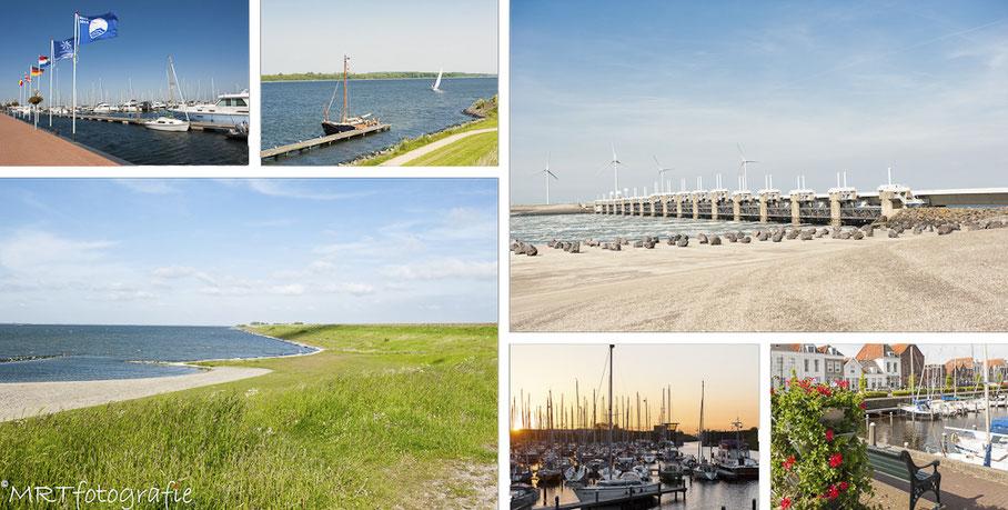 Neeltje Jans, Ouddorp en Brouwershaven Schouwen-Duivenland