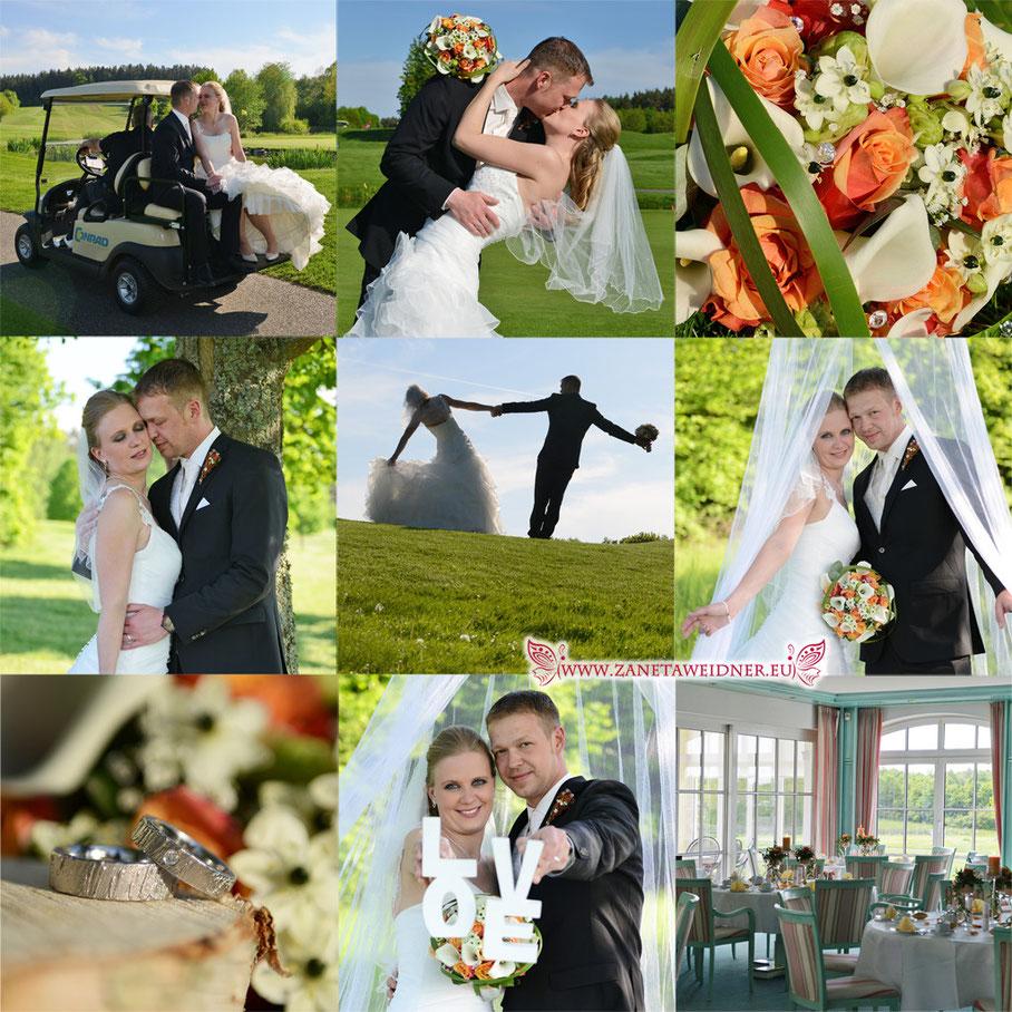 Hochzeit Golfclub Schwanhof