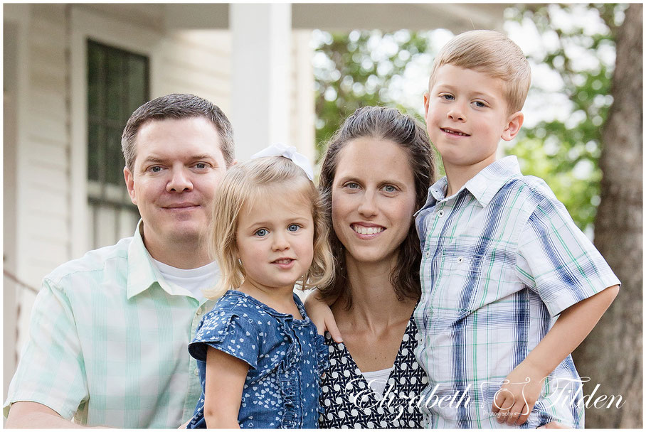 Chestnut Square, Allen Family photographer