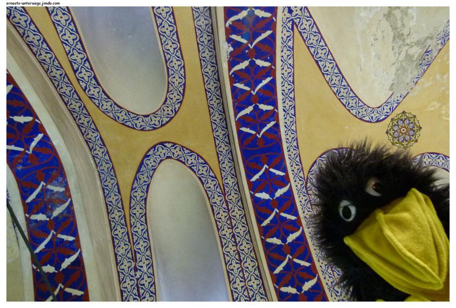Die Decke vom Großen Basar