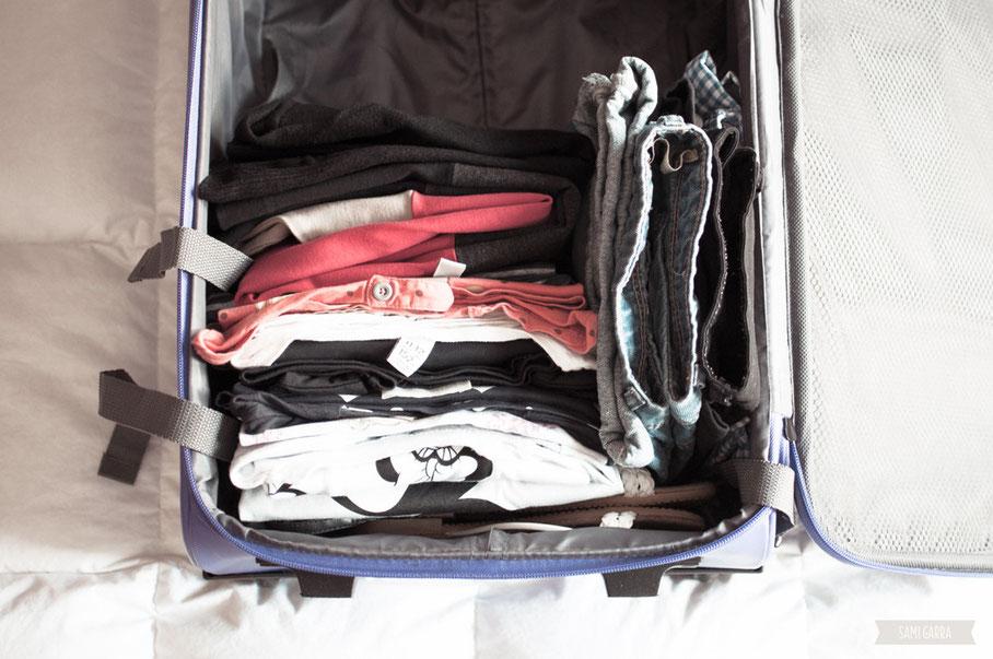 Cómo hacer una maleta y no morir en el intento by Sami Garra