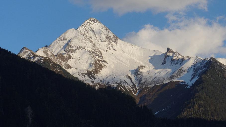 Ahorn Mayrhofen op canvas van www.canvastirol.nl