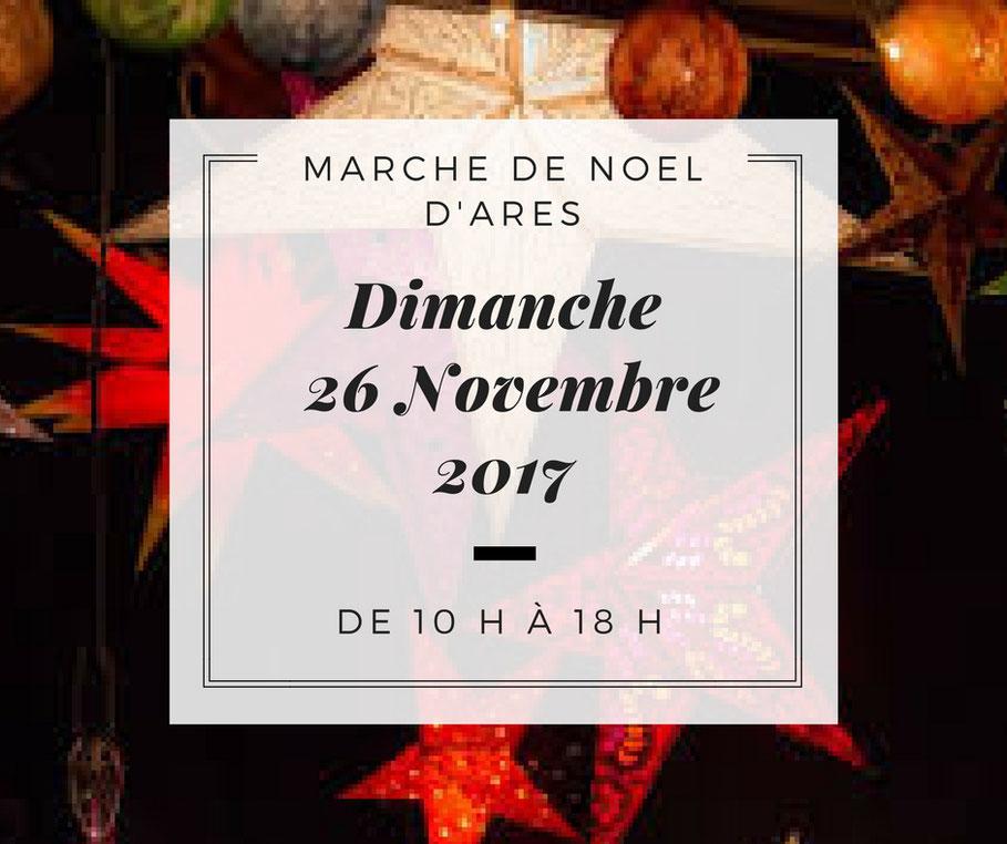 mARCHE DE NOEL D4ARES MANOLEO FANTAISIES