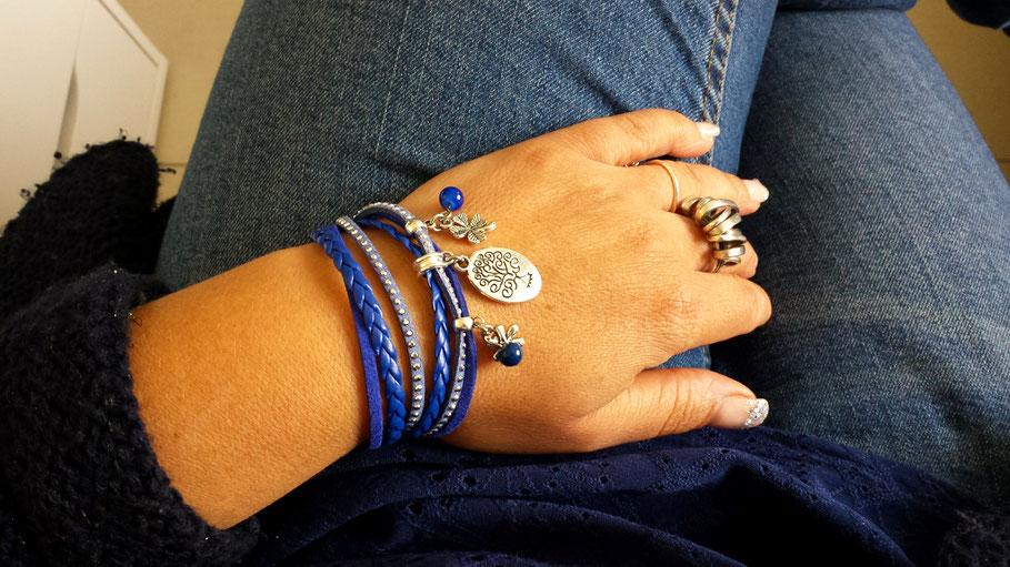 blog dilemme et insomnie, manoleofantaisies.com bracelet arbre de vie