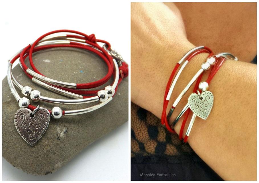 Jeu concours, tentez de gagner le bracelet LOVELY