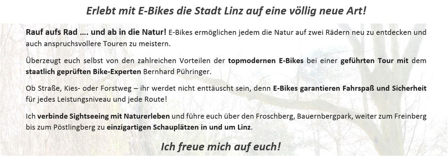 Betriebsausflug - E-Sight Biking Natify
