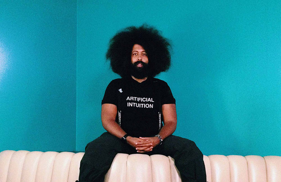 Photo: © Reggie Watts
