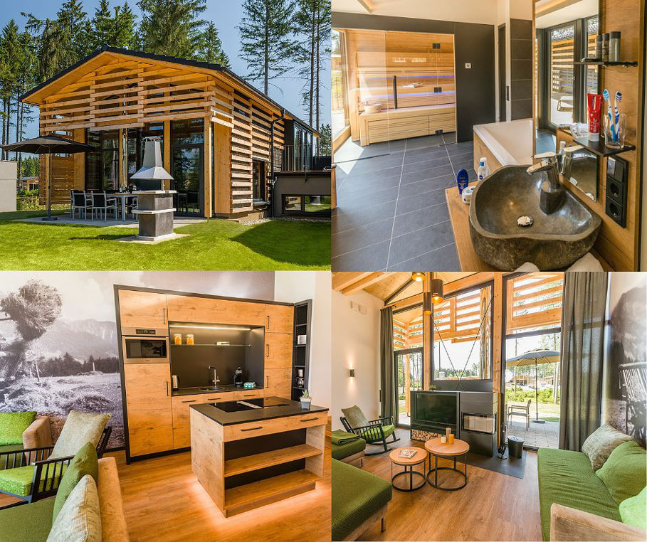 Center Parcs exclusive cottage